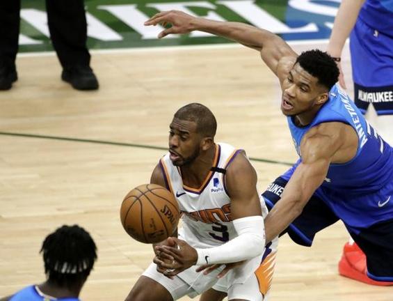2021年NBA总决赛赛程出炉:G1北京时间7月7日早晨9点